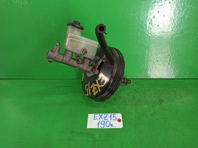 Главный тормозной цилиндр Toyota Raum EXZ15 (б/у)