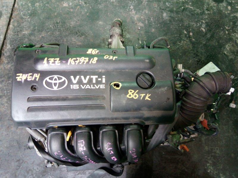 Двигатель Toyota Wish ZNE14 1ZZ-FE 2003 (б/у)
