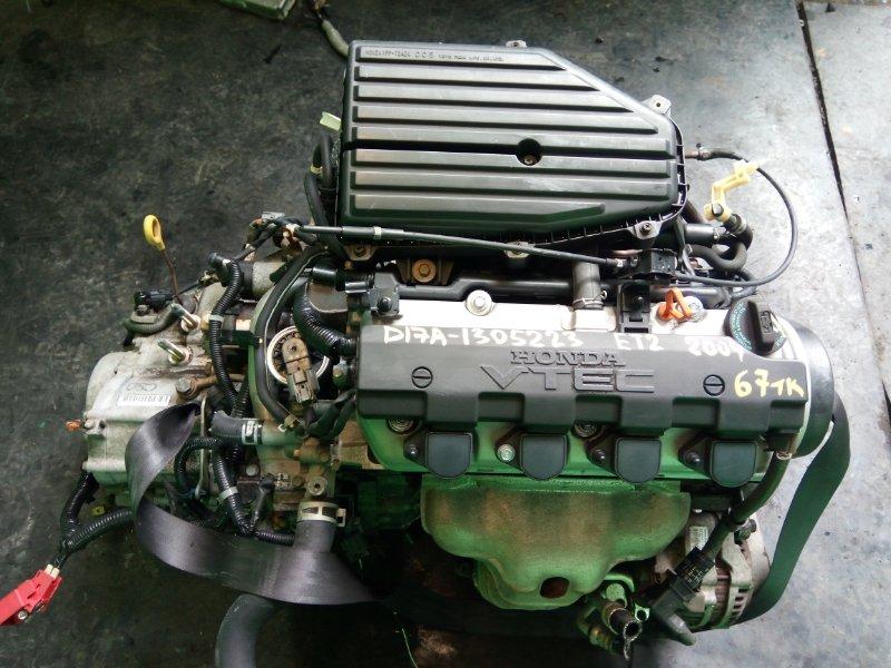 Двигатель Honda Civic ET2 D17A 2004 (б/у)