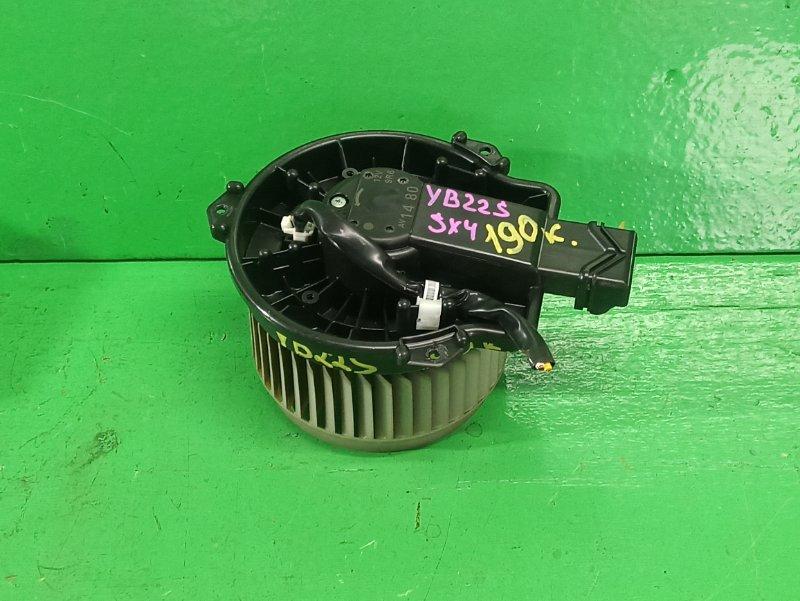 Мотор печки Suzuki Sx4 YB22S (б/у)