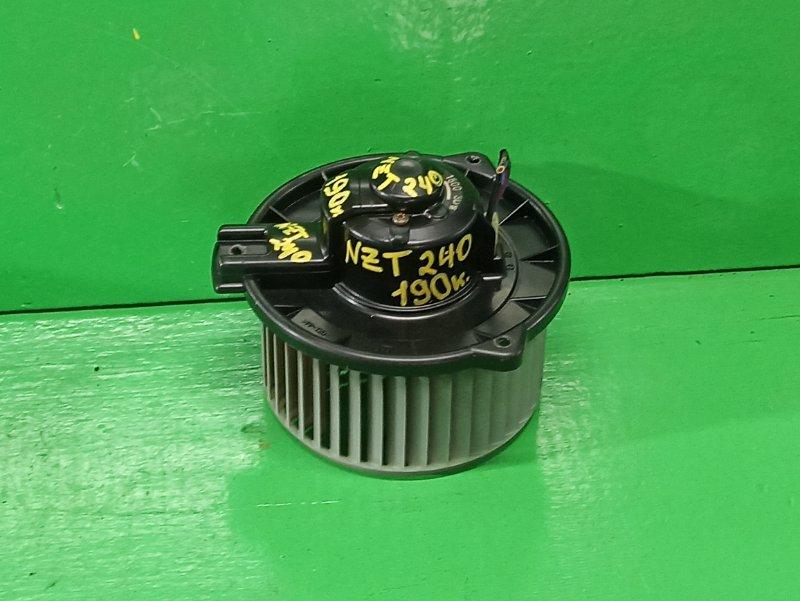 Мотор печки Toyota Premio NZT240 (б/у)