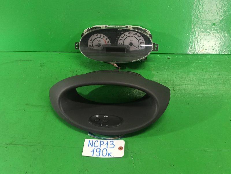 Спидометр Toyota Vitz NCP13 (б/у)