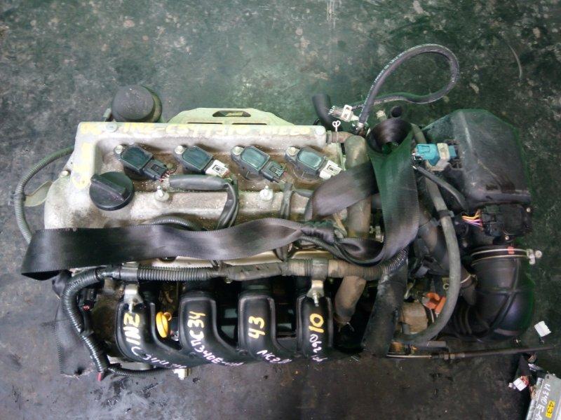 Двигатель Toyota Raum NCZ20 1NZ-FE 2006 (б/у)