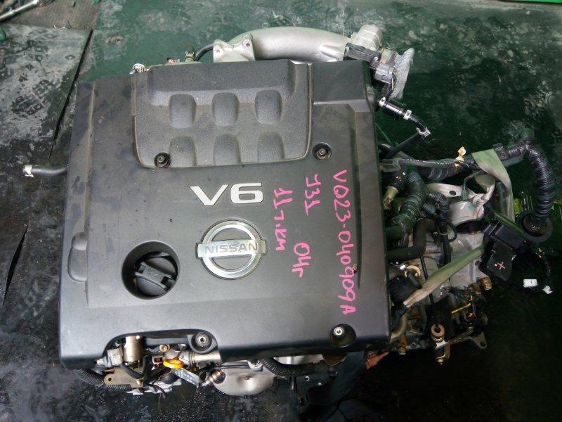 Двигатель Nissan Teana J31 VQ23-DE 2004 (б/у)
