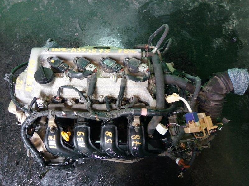 Двигатель Toyota Premio NZT240 1NZ-FE 2002 (б/у)