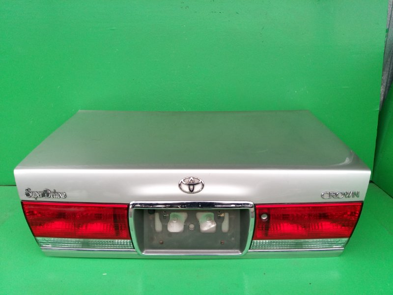 Крышка багажника Toyota Crown GXS12 (б/у)
