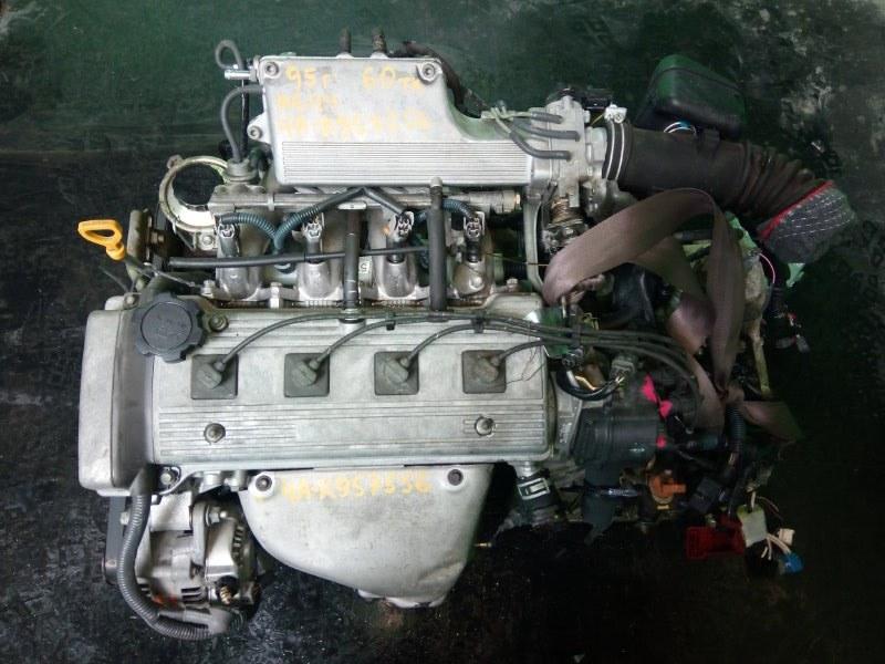 Двигатель Toyota Sprinter AE114 4A-FE 1995 (б/у)