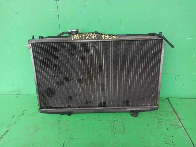 Радиатор основной Honda Avancier TA1 F23A (б/у)