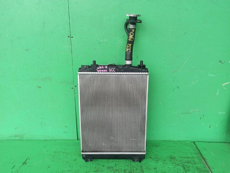 Радиатор основной Honda N-Van JJ2 (б/у)