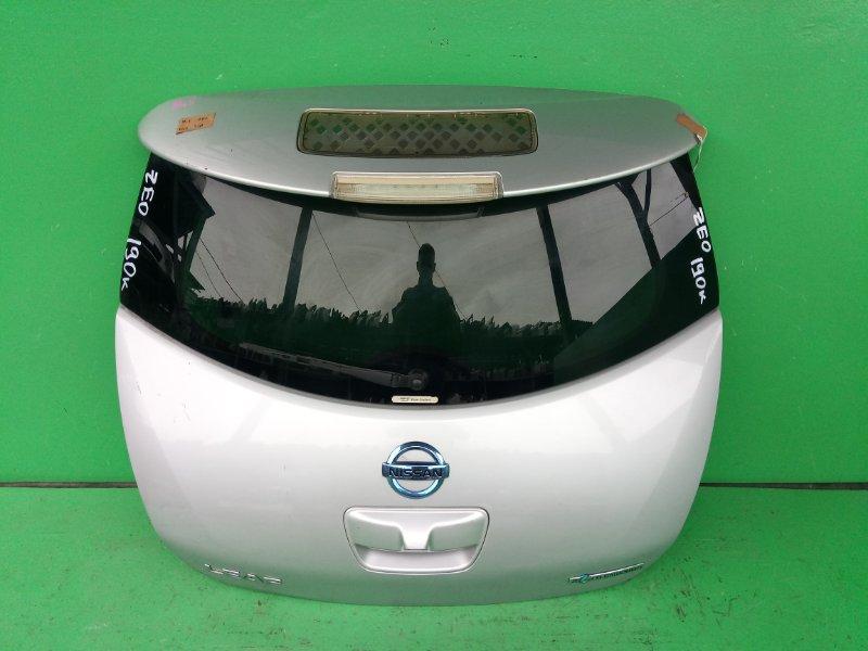 Дверь задняя Nissan Leaf ZE0 (б/у)