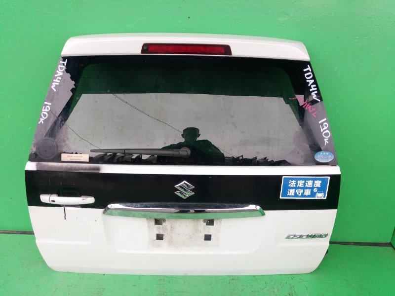 Дверь задняя Suzuki Escudo TDA4W (б/у)