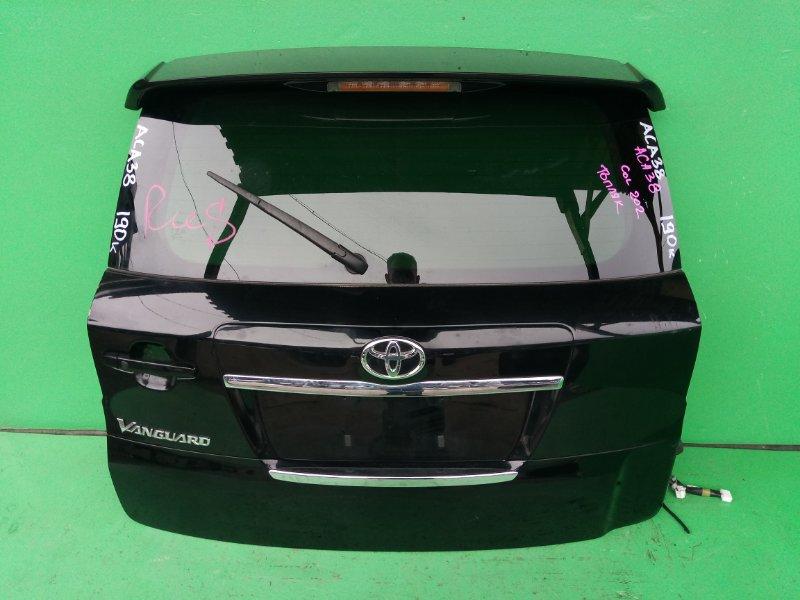 Дверь задняя Toyota Vanguard ACA38 (б/у)
