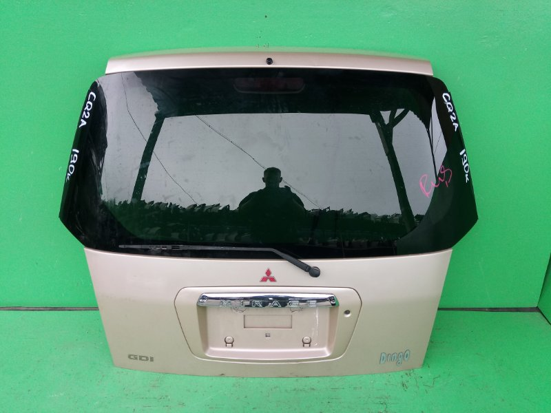 Дверь задняя Mitsubishi Dingo CQ2A (б/у)