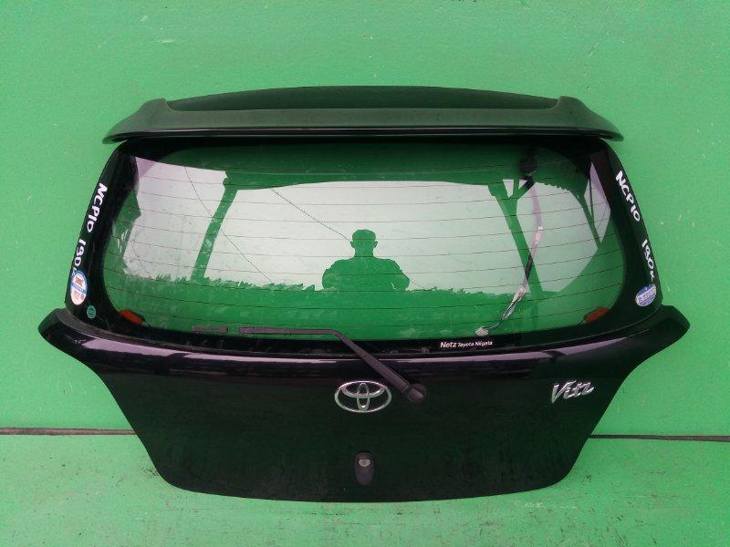 Дверь задняя Toyota Vitz NCP10 (б/у)