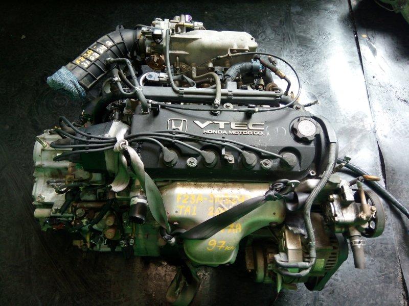 Двигатель Honda Avancier TA1 F23A 2002 (б/у)