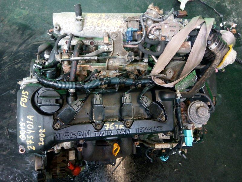 Двигатель Nissan Sunny FB15 QG15-DE 2002 (б/у)