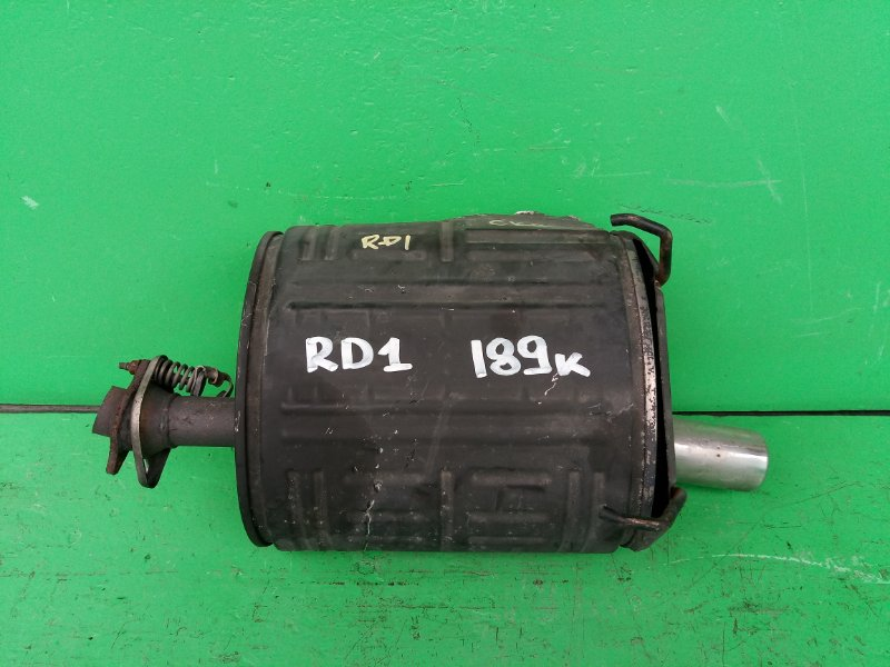 Глушитель Honda Crv RD1 (б/у)