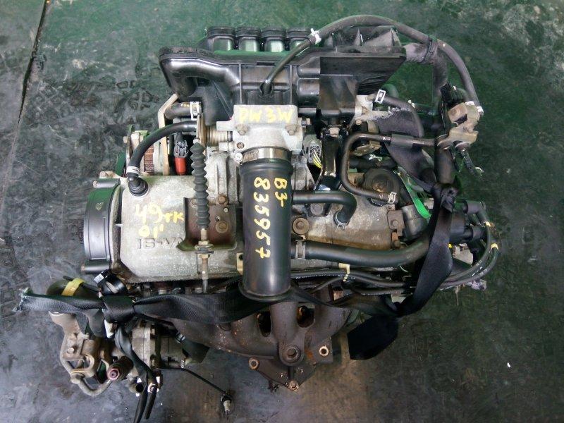 Двигатель Mazda Demio DW3W B3 2001 (б/у)