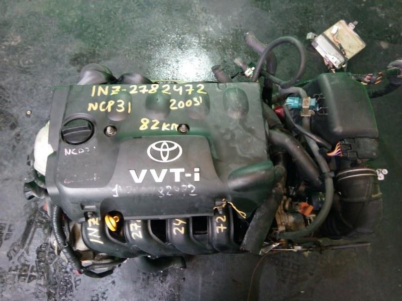 Двигатель Toyota Bb NCP31 1NZ-FE 2003 (б/у)