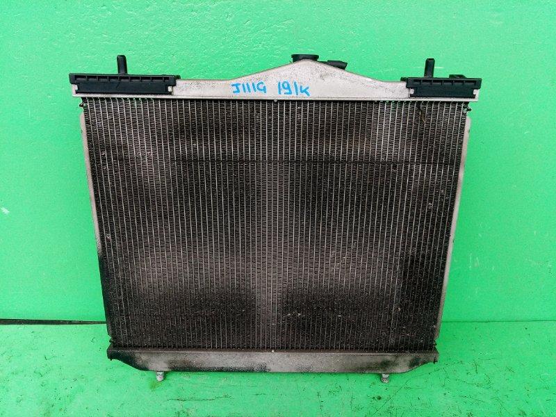 Радиатор основной Daihatsu Terios J111G EF-DEM (б/у)