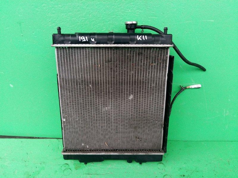 Радиатор основной Nissan March K11 (б/у)