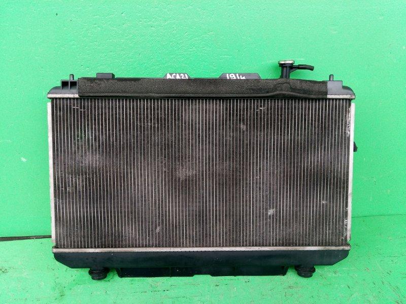 Радиатор основной Toyota Rav4 ACA21 1AZ-FSE (б/у)