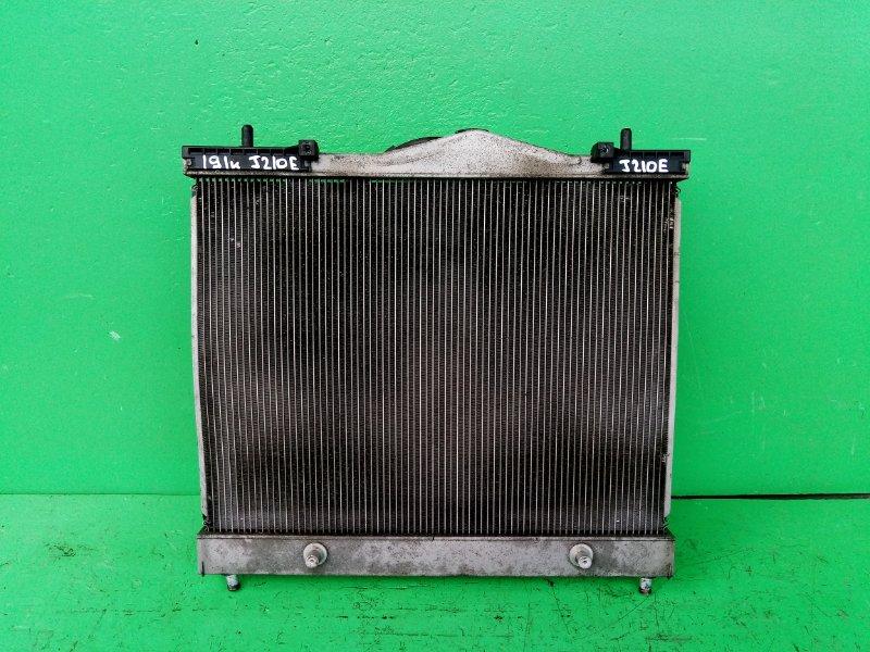 Радиатор основной Toyota Rush J210E 3SZ-VE (б/у)