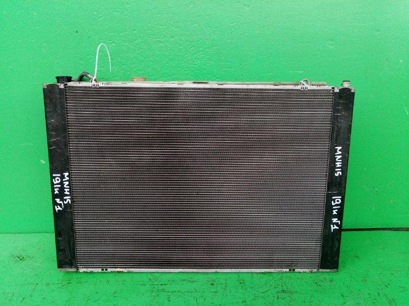 Радиатор основной Toyota Alphard MNH15 1MZ-FE (б/у) N1