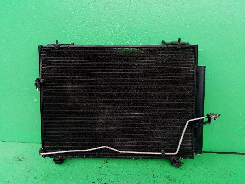 Радиатор кондиционера Toyota Alphard MNH15 1MZ-FE (б/у)