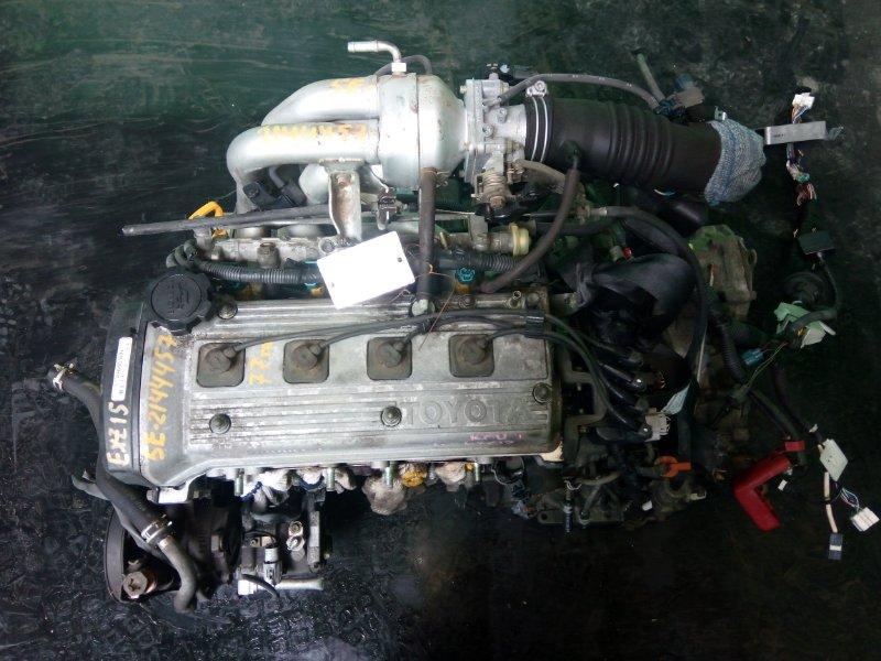 Двигатель Toyota Raum EXZ15 5E-FE 2001 (б/у)