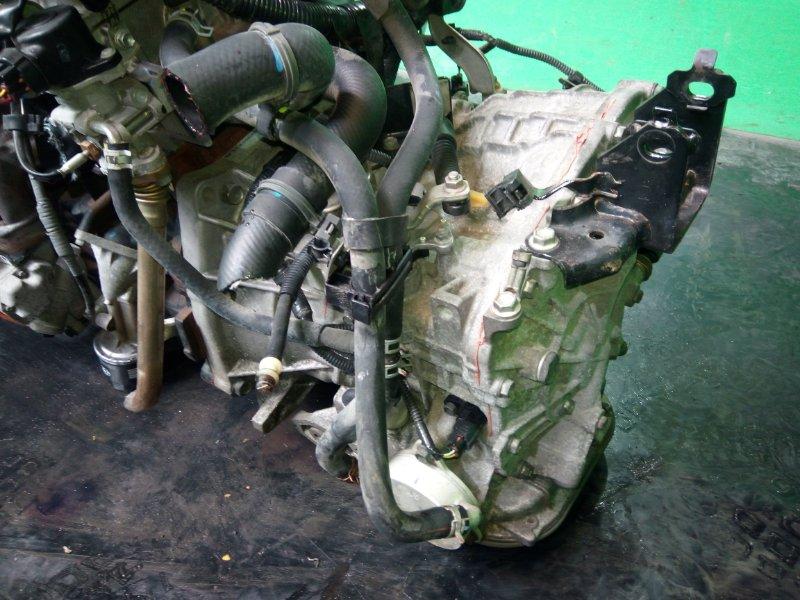Акпп Toyota Ractis SCP100 2SZ-FE 2009 (б/у)