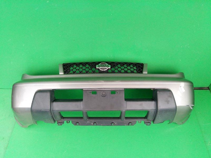 Бампер Nissan Xtrail NT30 передний (б/у)