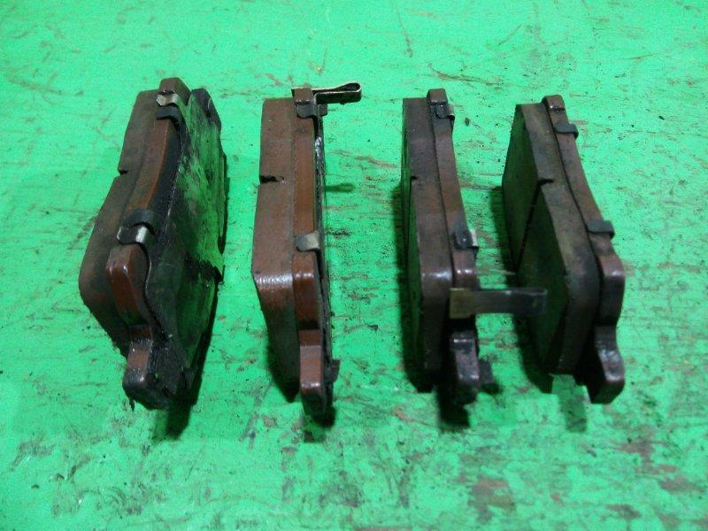Тормозные колодки Toyota Probox NCP58 переднее (б/у)