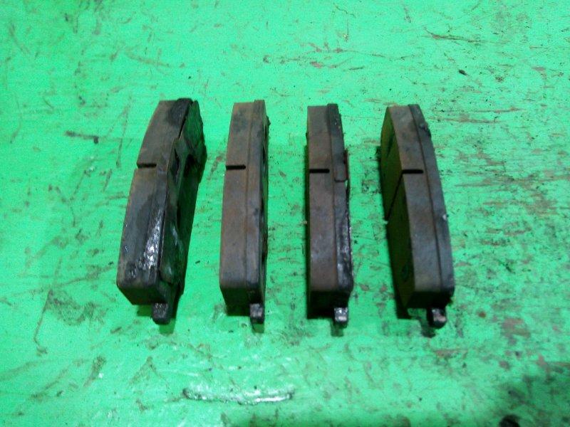Тормозные колодки Suzuki Jimny JB23W переднее (б/у)