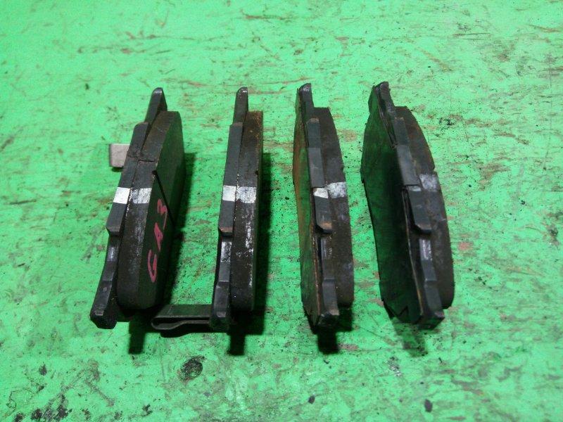 Тормозные колодки Honda Logo GA3 переднее (б/у)