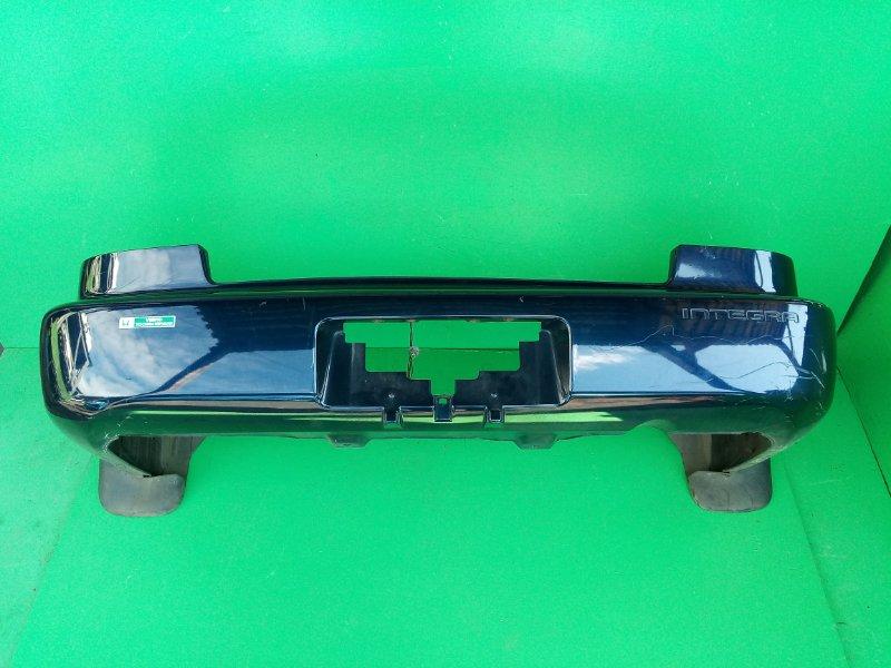 Бампер Honda Integra DB6 задний (б/у)