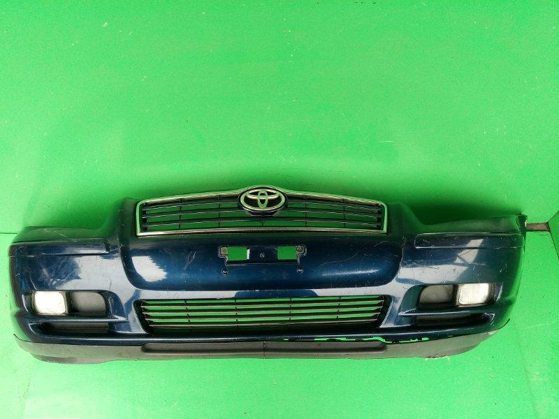 Бампер Toyota Avensis AZT250 передний (б/у)