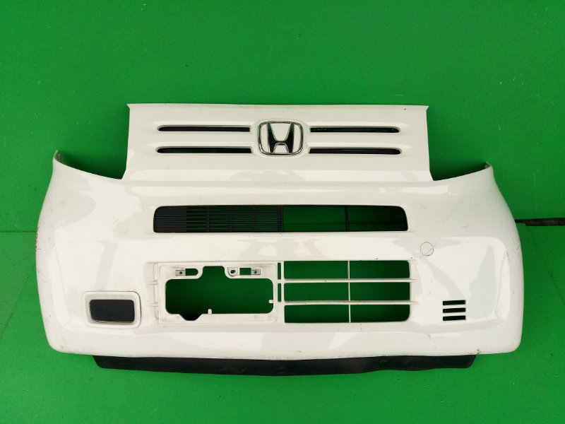 Бампер Honda N-Van JJ1 передний (б/у)