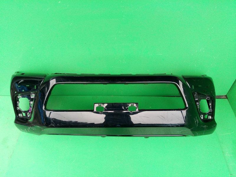 Бампер Toyota Hilux GUN125 передний (б/у)