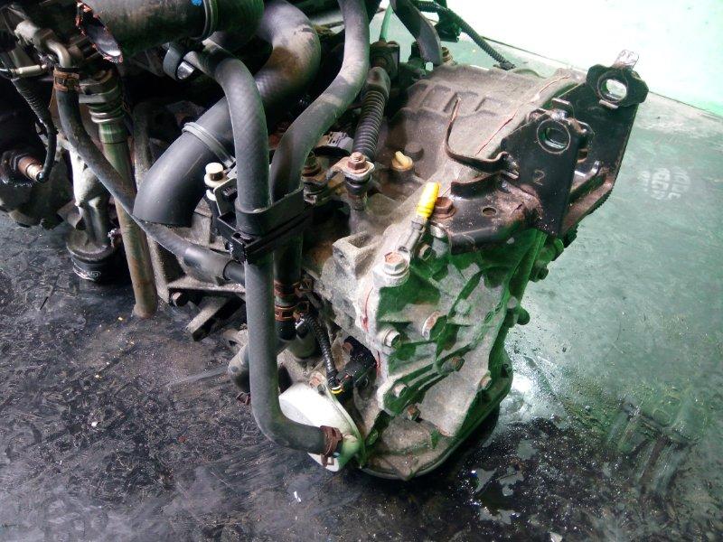 Акпп Toyota Ractis SCP100 2SZ-FE 2007 (б/у)