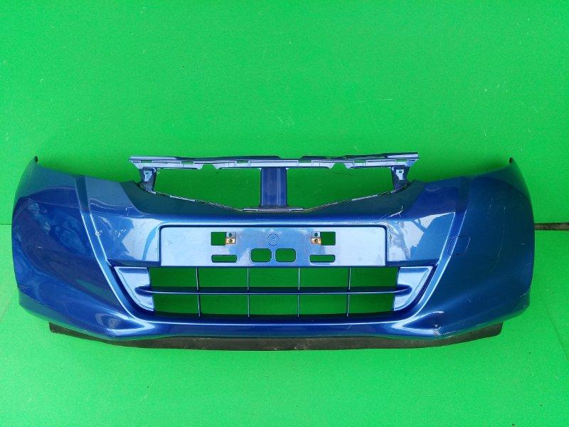 Бампер Honda Fit GP1 передний (б/у)