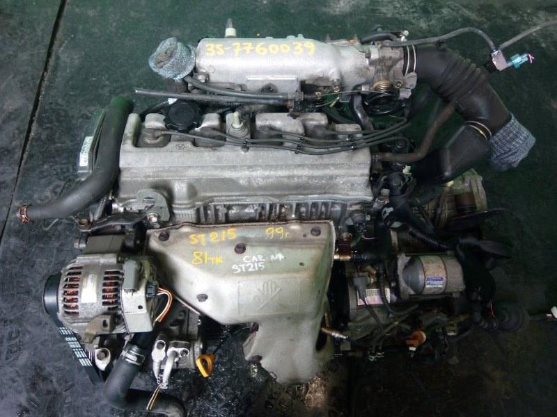 Двигатель Toyota Carina ST215 3S-FE 1999 (б/у)