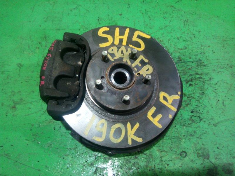 Ступица Subaru Forester SH5 передняя правая (б/у)