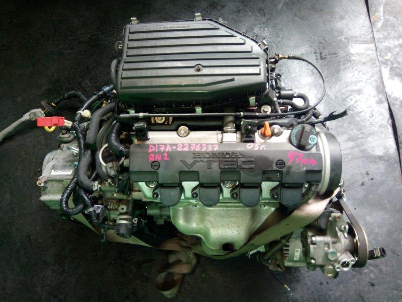 Двигатель Honda Stream RN2 D17A 2005 (б/у)
