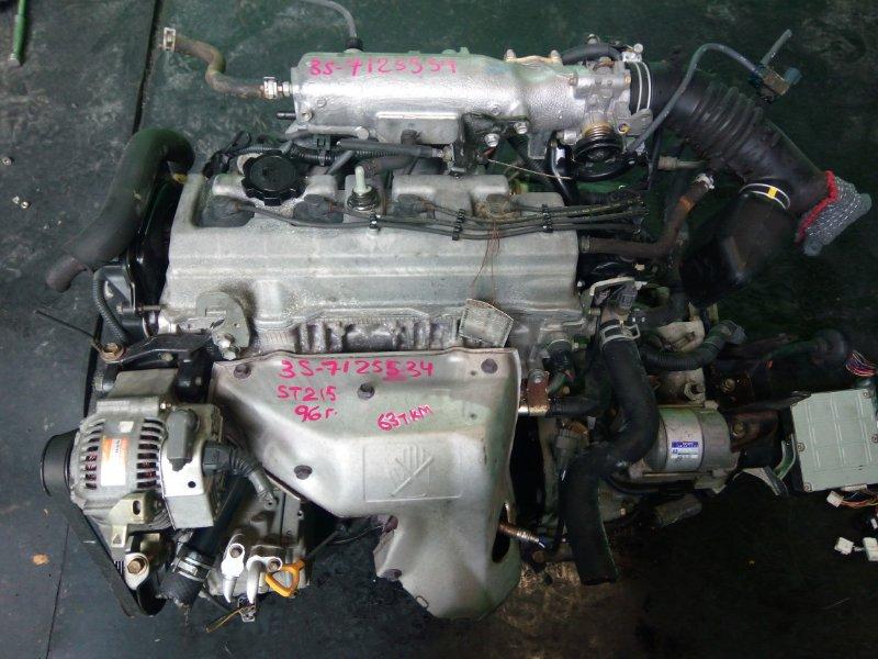 Двигатель Toyota Carina ST215 3S-FE 1996 (б/у)