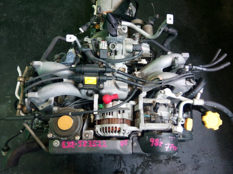Двигатель Subaru Impreza GF5 EJ181 1998 (б/у)