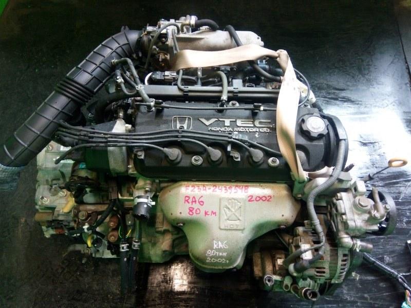 Двигатель Honda Odyssey RA6 F23A 2002 (б/у)