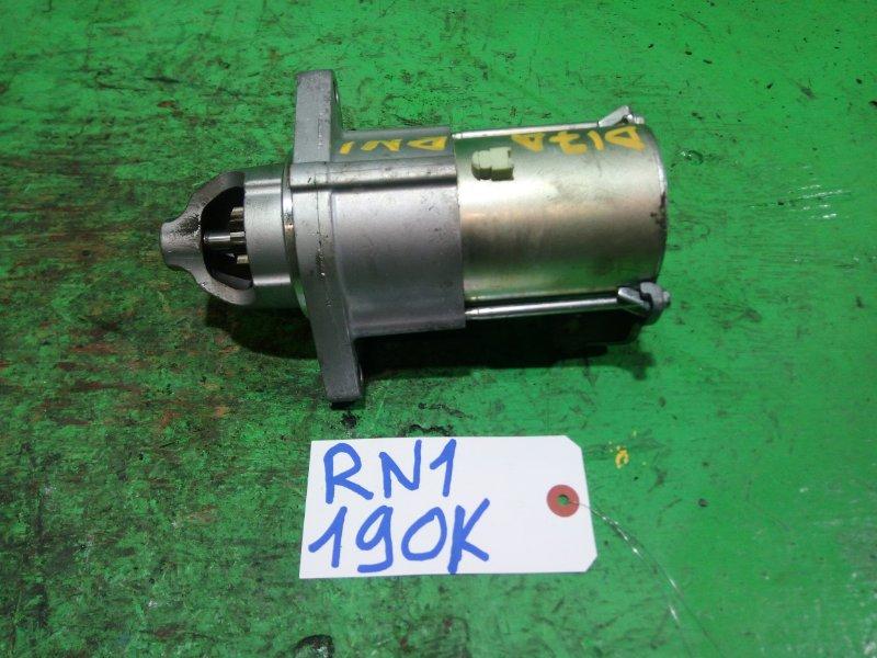 Стартер Honda Stream RN1 D17A (б/у)