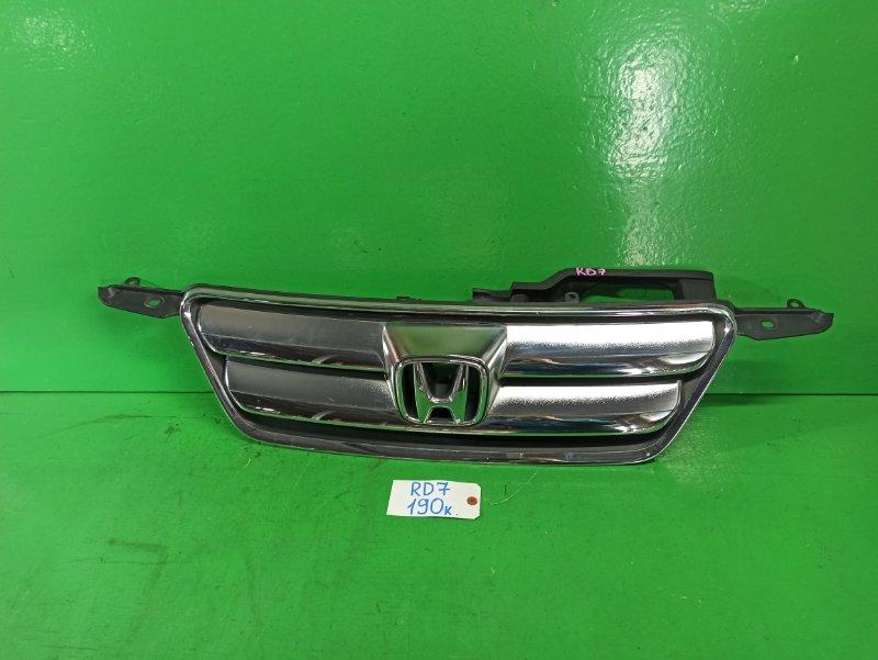 Решетка радиатора Honda Crv RD7 (б/у)
