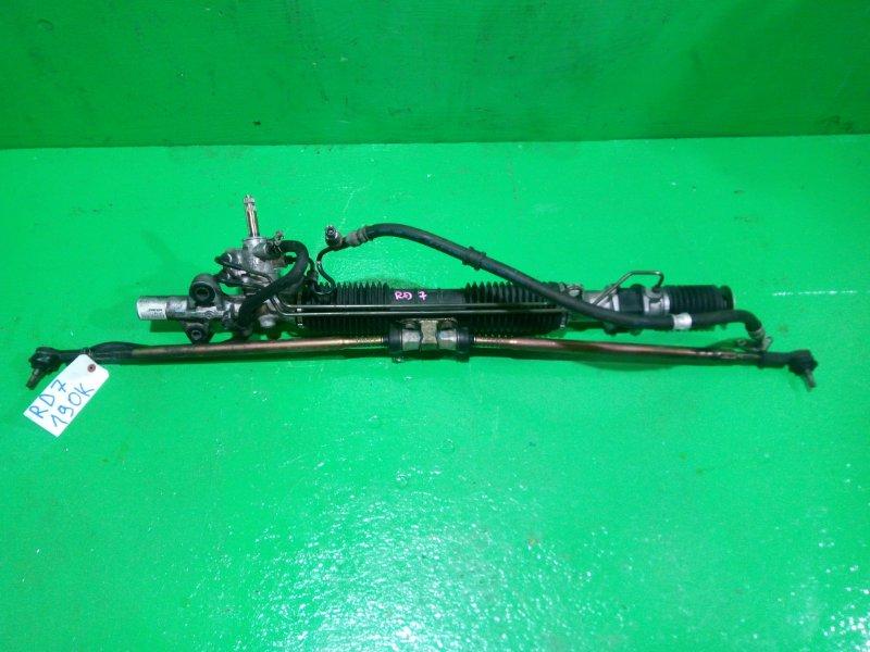 Рулевая рейка Honda Crv RD7 (б/у)